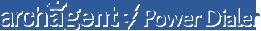 archagent-lightning-powerdialer-logo-blue